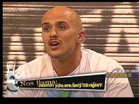 Anton on Colombia TV