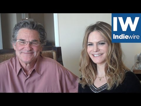 Kurt Russell and Jennifer Jason Leigh Are Chained Together for Tarantino's 'The Hateful Eight'