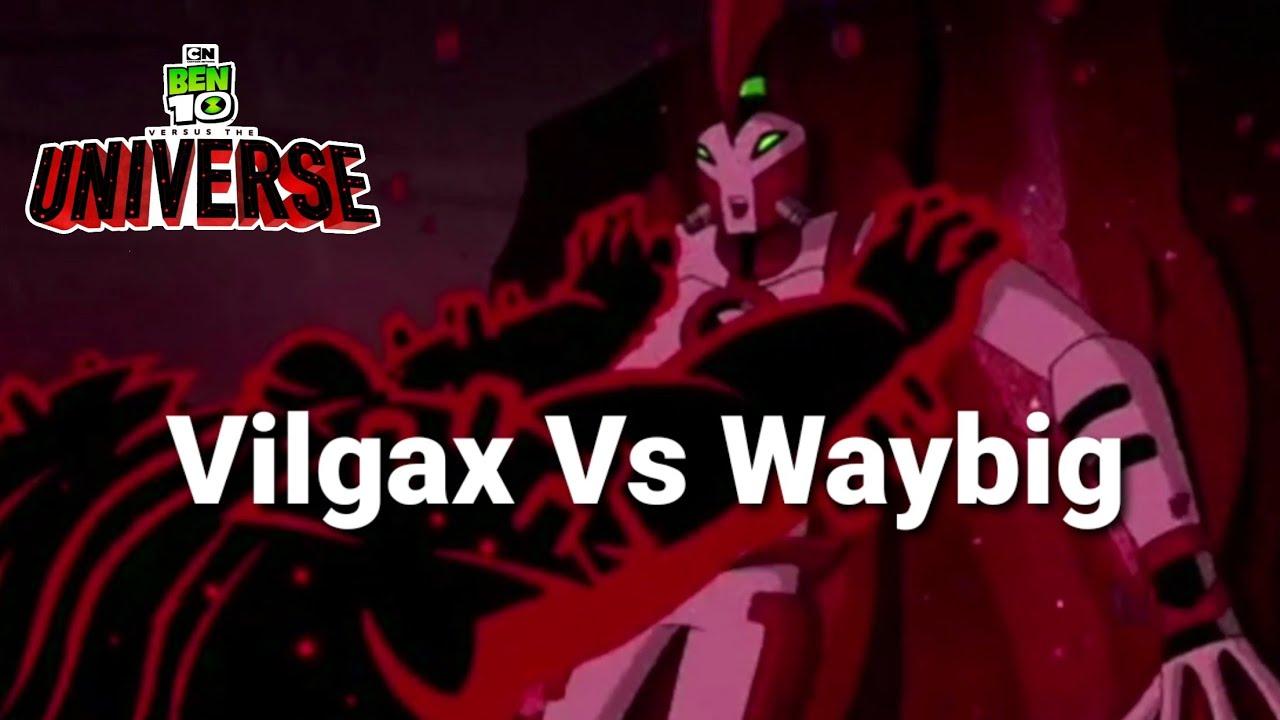Download Ben 10 Versus The Universe : The Movie - Waybig Vs Vilgax