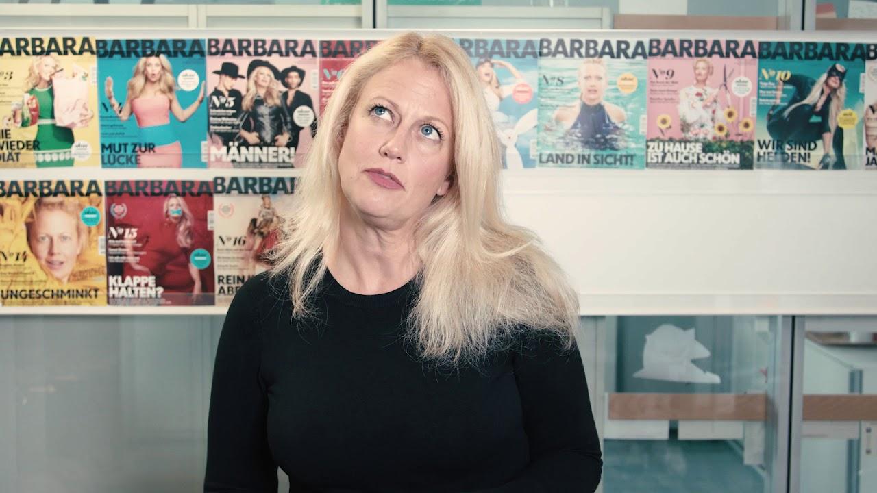Barbara Schöneberger über Kokosnussöl - YouTube