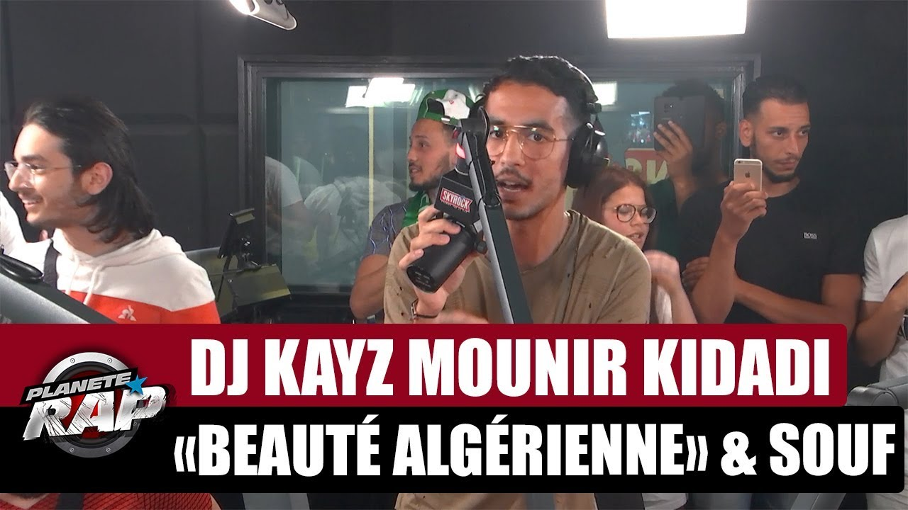 beauté algérienne dj kayz