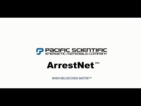 ArrestNet™ Vehicle Arresting System
