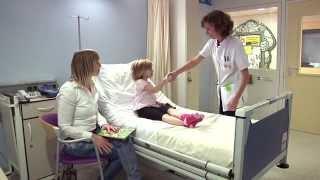 Voorlichtingsfilm: mri op de Kinderafdeling