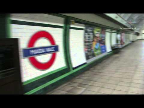 Historic London Underground Stations - Maida Vale tube station 3