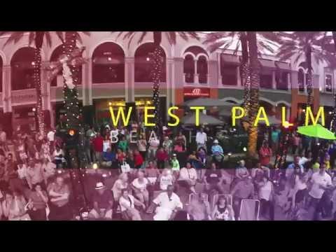 Latin Night at CityPlace West Palm Beach