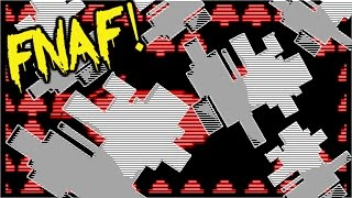 FNAF World | 4TH LAYER SECRET ENDINGS! | Five Night's At Freddys World 3D