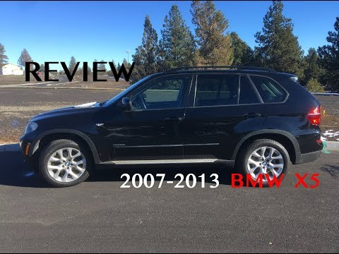 2011 BMW X5 Review -  2nd generation (2007-2013)