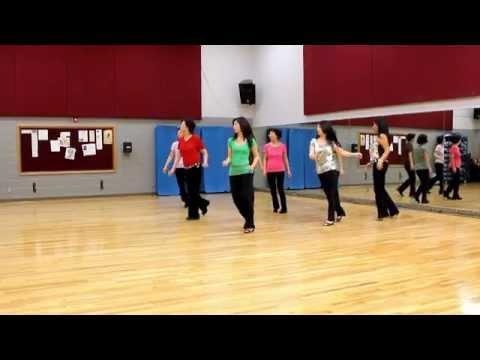 tush push line dance instructions