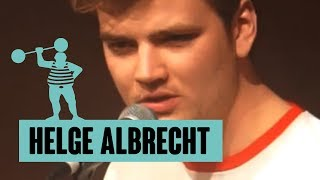 Helge Albrecht – HauptUntersuchung