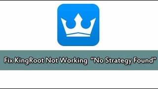 "How to fix ""Unable to Root"" Problem In Kingroot 100% working (Latest 2017)"