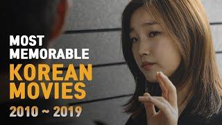 Most Memorable Korean Movies (2010~2019) | EONTALK