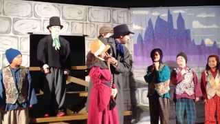 11/13/15 - Oliver Twist Play Presented by Smith STEM School Students
