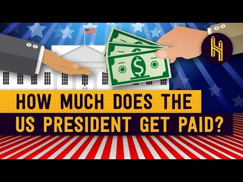 Maddox - How Much Money Does The President Make?
