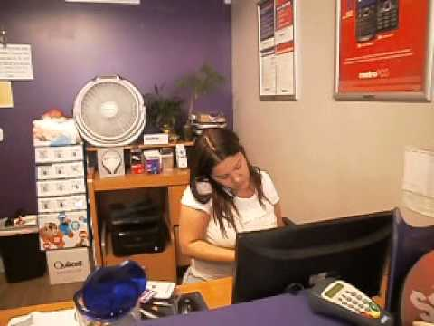 Metro PCS Customer Being Discriminated against By Cashier-Yanilsa and Henry-Cashier