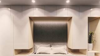 Sushant's House Interior walkthrough - Shriram Greenfield