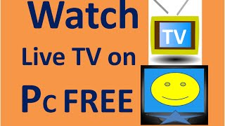 How To Watch Live TV on PC  for FREE In Hindi/Urdu Step By Step Tutorial