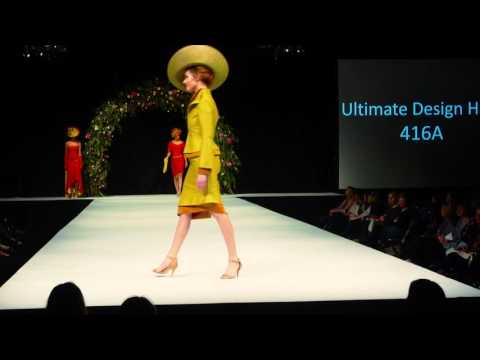 Ultimate Design Hats - Catwalk SECC Wedding Show 2016