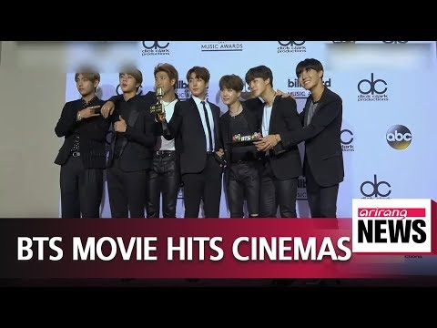 BTS' first feature film