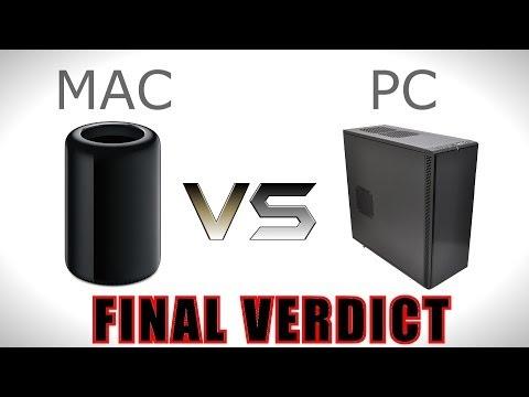 Mac Pro vs Custom PC - Final Verdict