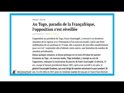 """""""Au Togo, l'opposition s'est réveillée"""""""