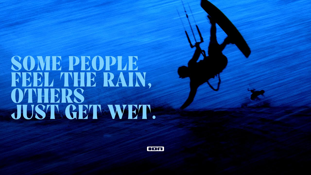 "Watch ""Some people feel the rain, others just get wet"""