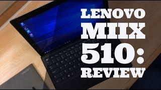 Lenovo MiiX 510: Review