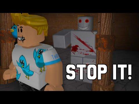 ROBLOX STOP IT, SLENDER! 2 | RADIOJH GAMES & GAMER CHAD | FACECAM