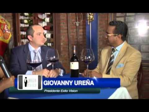 Giovanny Ureña, Pte.  Exito Visión   Personal Branding