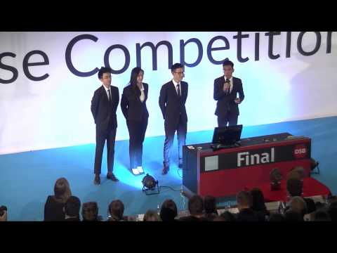 CBS Case Competition Finale 2015