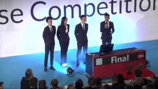 CBS Case Competition Finale 2015