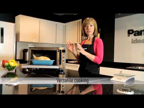 Microwave Ovens: How to use your Panasonic combination microwave oven