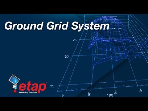 ETAP Ground Grid System