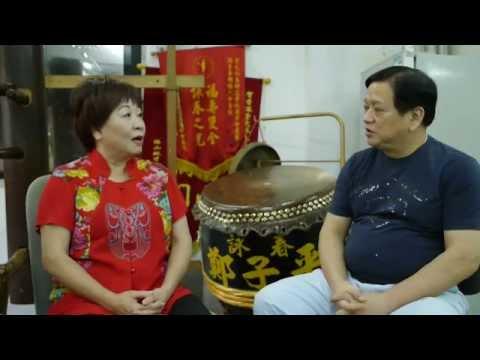 武術頻道: 訪問 Lily Lau 劉莉莉師傅(鷹爪翻子門)