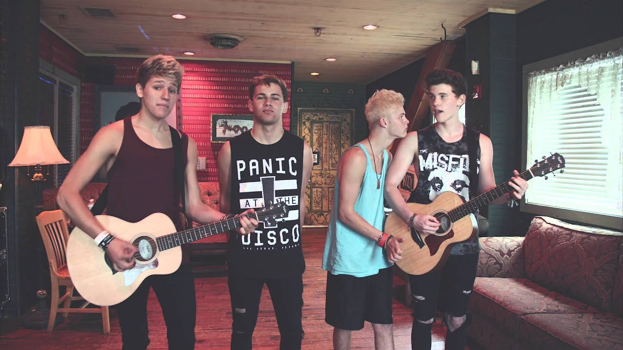 Imagine Hd Wallpaper 5 Seconds Of Summer She S Kinda Hot Cover By The Tide