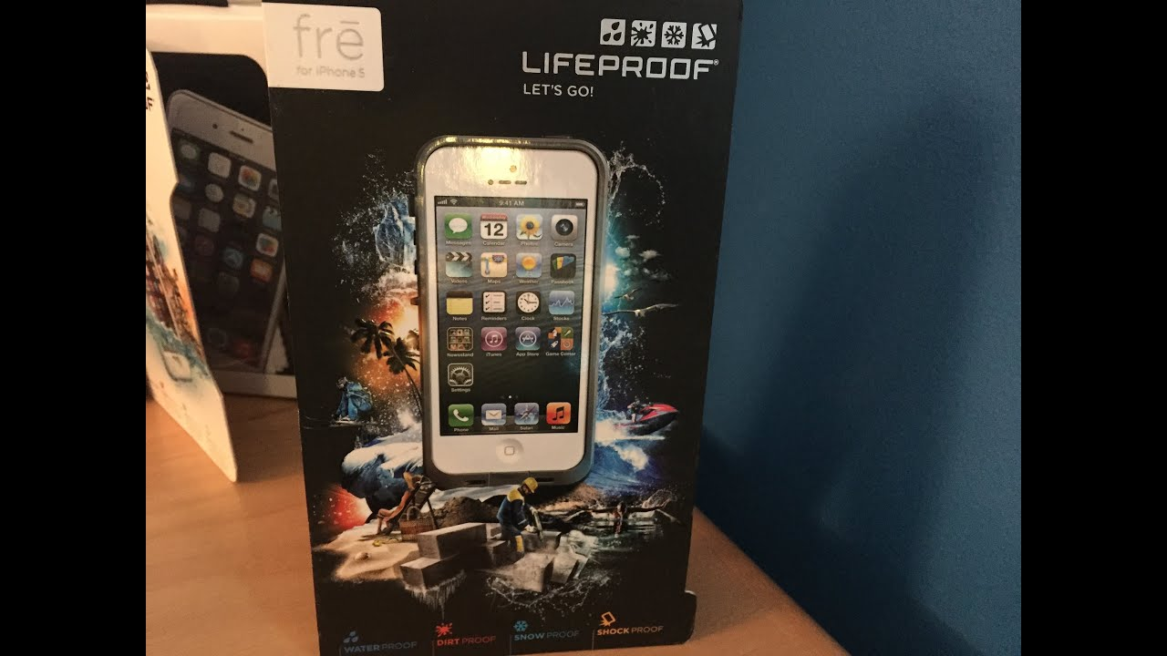 How To Take Off The Lifeproof Case Youtube