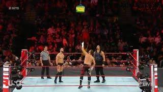 Roman Reigns Vs Finn Balor Vs Sami Zayn Raw 7 May 2018 720p HD Qualifying Match
