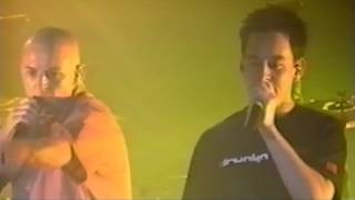 Linkin Park - Papercut [Take 1] (London, Docklands Arena 2001)
