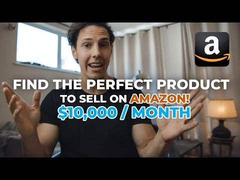 Amazon FBA Product Research Hack Using Keyword Research!
