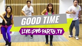 Good Time (Mega Mix 44) | Zumba® Choreography by Kristie | Live Love Party