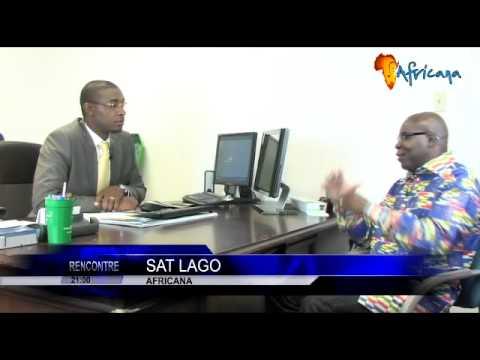 AFRICANA TV: A la Rencontre d' ERIC YANOU - 2ème Partie