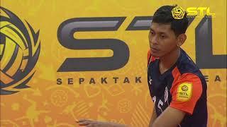 Stl 2018: Penang Black Panthers Lwn Pdrm Defenders | 0-2 | Astro Arena