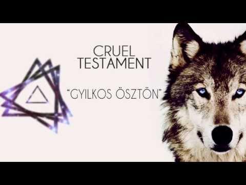 "CRUEL TESTAMENT - ""GYILKOS ÖSZTÖN"" (Official Audio)"