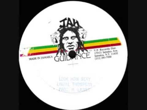 Jah Guidance MaxiLinval ThompsonLook How Sexy