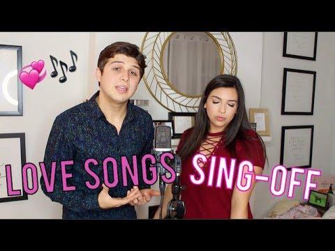Love Songs Mashup - SING-OFF!