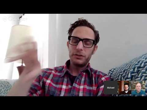 Gold Derby Google+ Hangout: Jack Amiel and Michael Begler ('The Knick' creators)