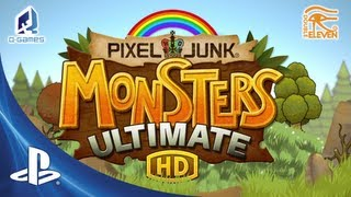 PixelJunk Monsters Ultimate HD for PS Vita: Launch Trailer