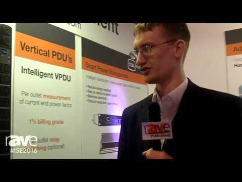 ISE 2016: TSL Products Details Vertical PDU Power System