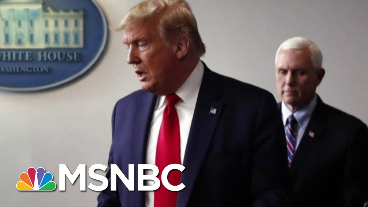 Governors In Need Learn How To Handle The President | Morning Joe | MSNBC