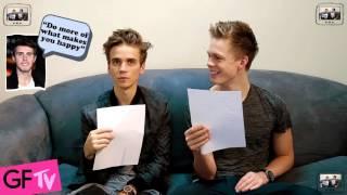 Repeat youtube video EXCLUSIVE! Joe Sugg & Caspar Lee Play 'Best & Worst' | Girlfriend Magazine