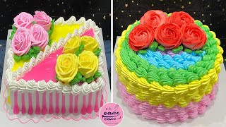 Beautiful Cake Decorating Ideas Like a Pro | So Yummy Cake Decorating Recipes | Cake Design 2020